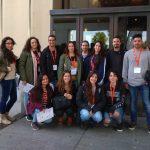 alumnos de diseño gráfico asisten a las jornadas branding day cádiz