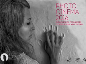 EXPOSICIÓN DE FOTOGRAFÍA Y CINE PARA EL PHI FESTIVAL 2017
