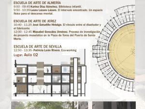 Encuentro TFE de Escuelas de Arte de Andalucía