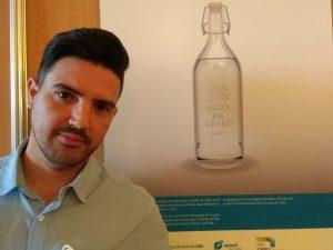 El alumno Adrián Yanes queda finalista en el concurso nacional de Diseño de Aguas de Cádiz
