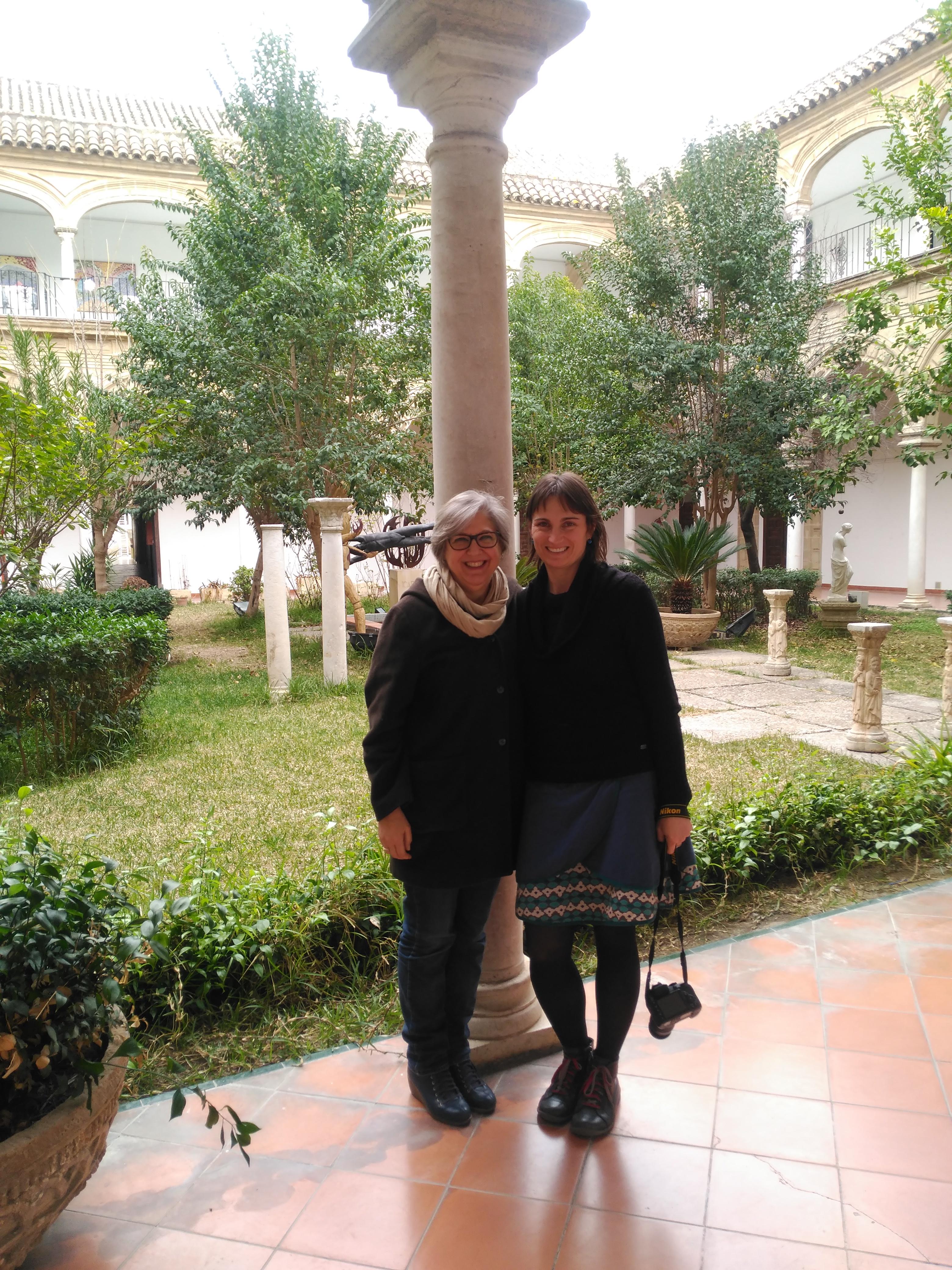 profesora de la república checa, nueva visitante erasmus en febrero