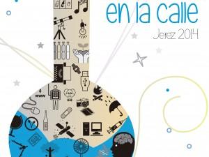 Premio al cartel de la II Feria de la Ciencia en la calle