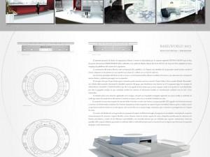 Proyecto de Diseño de Interiores de la Escuela de Arte de Jerez gana el 1º Premio Extraordinario de Enseñanzas de Artes Plásticas y Diseño de Andalucía.