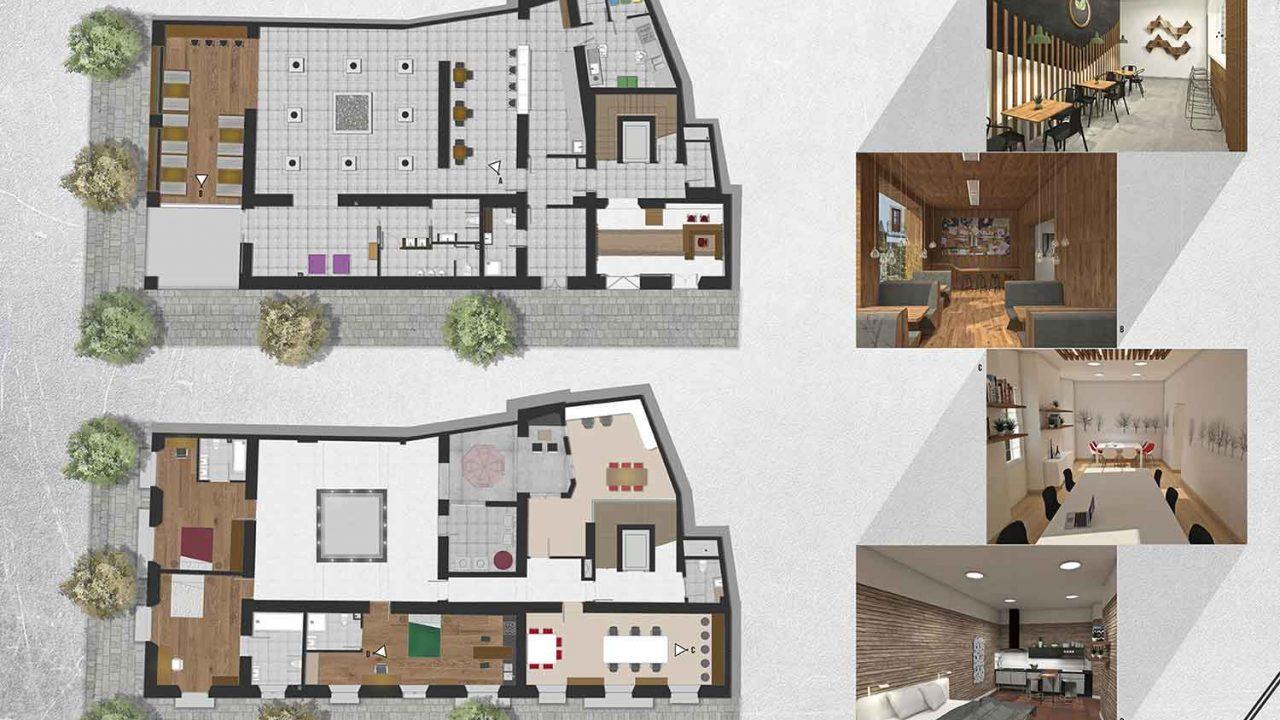 Arquitectura ef mera escuela de arte de jerez for Ciclo superior diseno de interiores