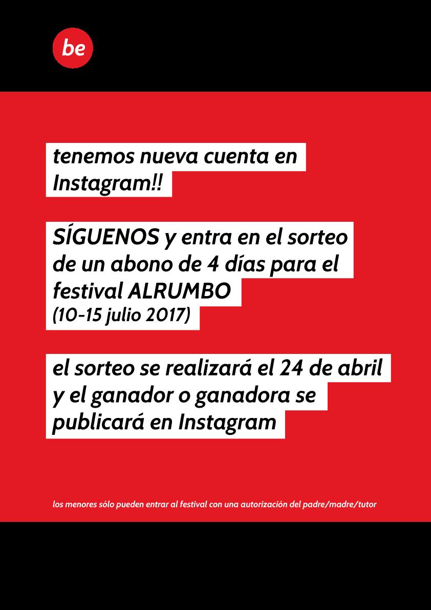 nueva cuenta en Instagram de la escuela de arte de Jerez