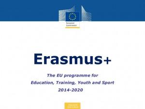 Nuevos folletos informativos para el programa Erasmus+