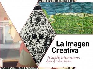 """EXPOSICIÓN """"LA IMAGEN CREATIVA"""", desde el 18 de noviembre"""