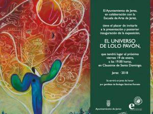 """Se inaugura la exposición """"El Universo de Lolo Pavón"""""""